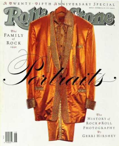 Rolling Stone - Twenty-Fifth Anniversary - The Portraits