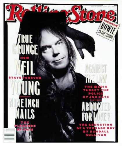 Rolling Stone - Neil Young