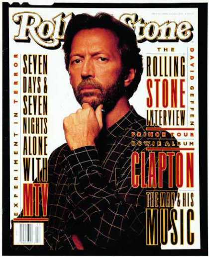 Rolling Stone - Eric Clapton