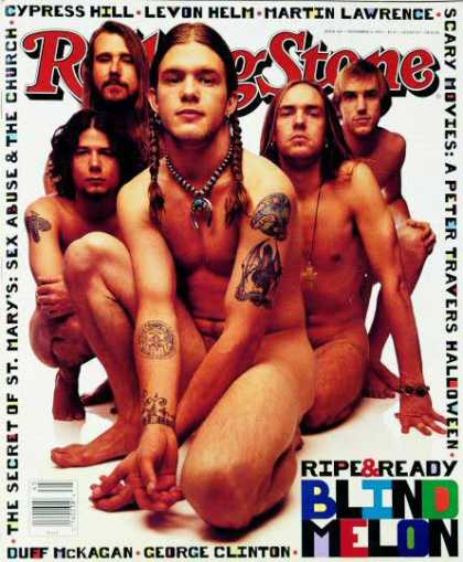 Rolling Stone - Blind Melon