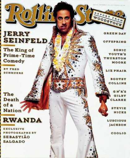 Rolling Stone - Jerry Seinfeld
