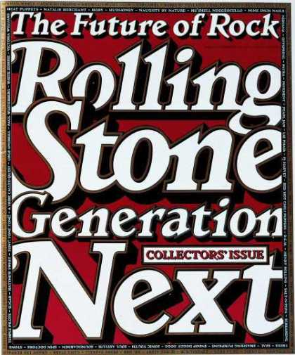 Rolling Stone - Generation Next