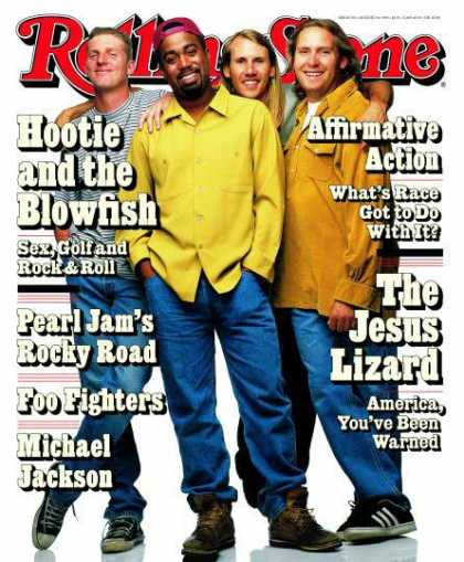 Rolling Stone - Hootie & the Blowfish
