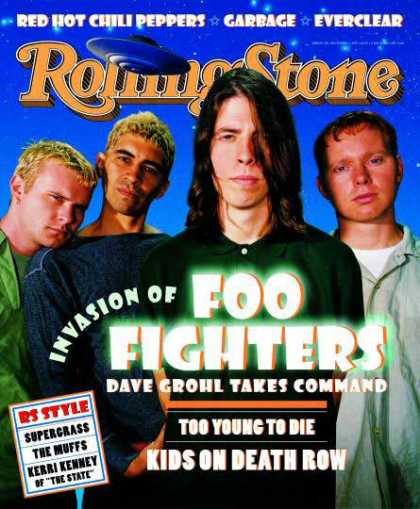 Rolling Stone - Foo Fighters