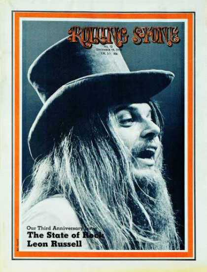 Rolling Stone - Leon Russell
