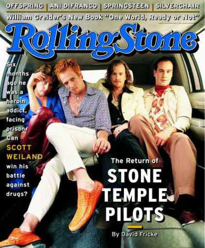 Rolling Stone - Stone Temple Pilots