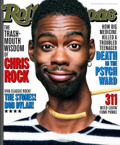 Rolling Stone - Chris Rock