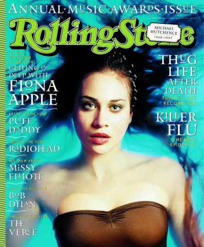 Rolling Stone - Fiona Apple