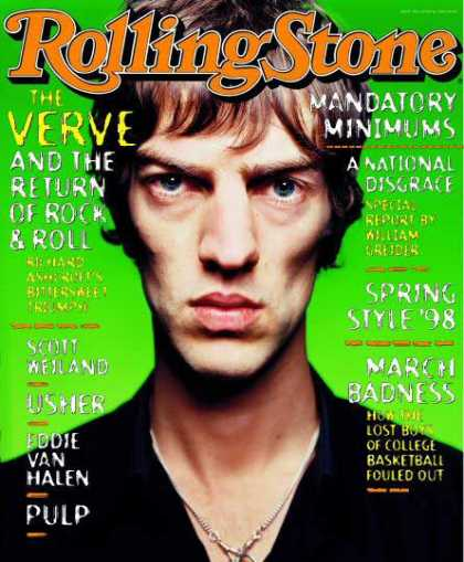 Rolling Stone - Verve, The