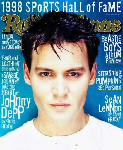 Rolling Stone - Johnny Depp