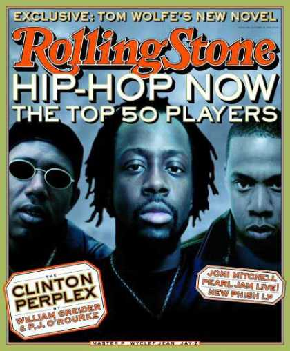 Rolling Stone - Hip Hop Now
