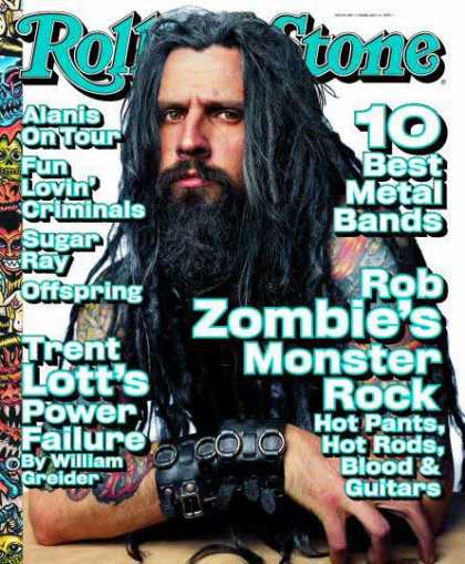 Rolling Stone - Rob Zombie