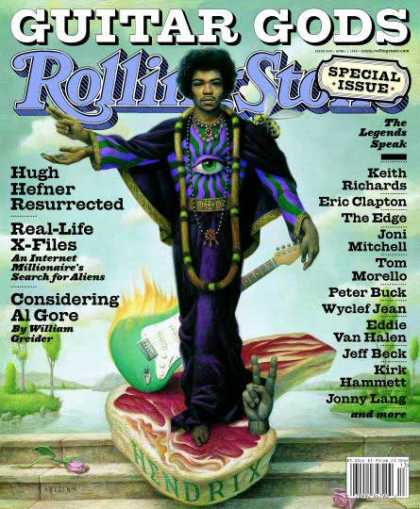 Rolling Stone 809