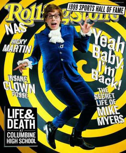 Rolling Stone - Mike Myers