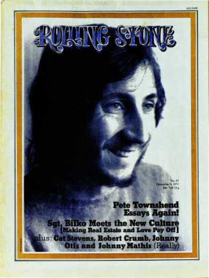 Rolling Stone - Pete Townshend