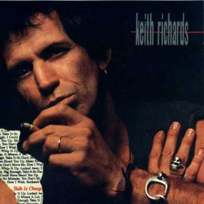 Rolling Stones - Keith Richards Talk Is Cheap