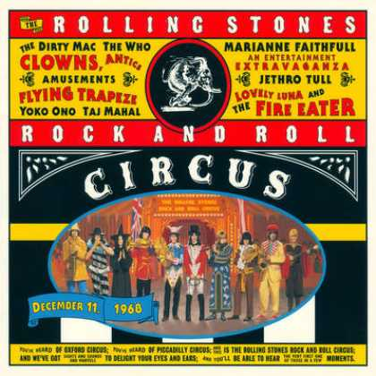 Rolling Stones - Rolling Stones - Rock & Roll Circus