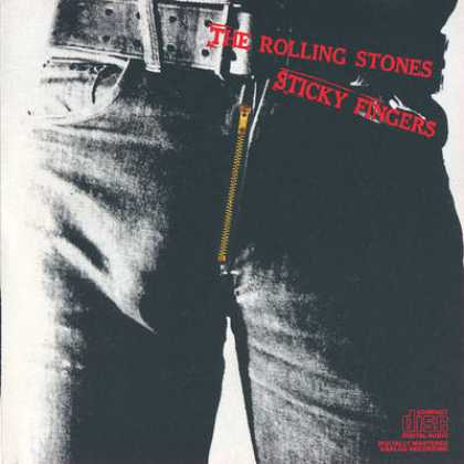 Rolling Stones - Rolling Stones - Sticky Fingers