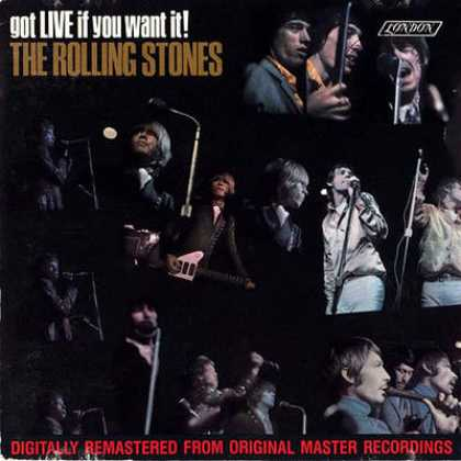 Rolling Stones - Rolling Stones - Got Live If You Want It
