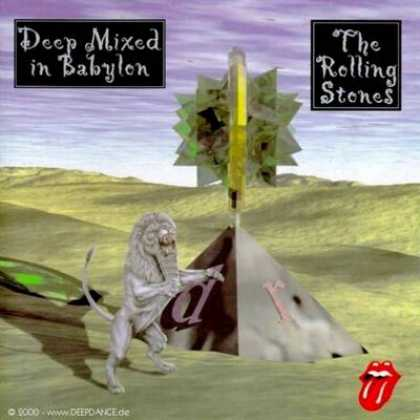Rolling Stones - Deep Dance The Rolling Stones