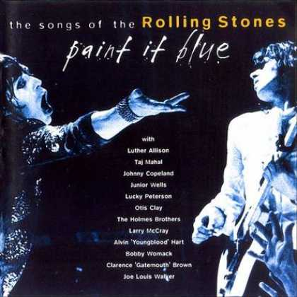 Rolling Stones - Paint It Blue - The Songs Of The Rolling Stones