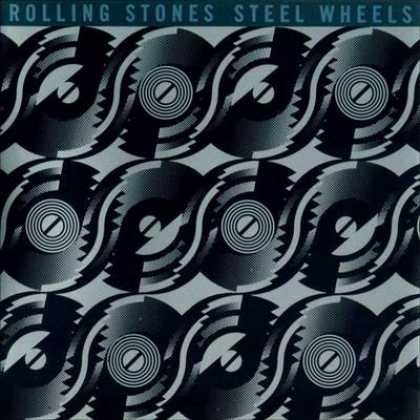 Rolling Stones - The Rolling Stones - Steel Wheels