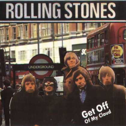 Rolling Stones - Rolling Stones - Get Off Of My Cloud