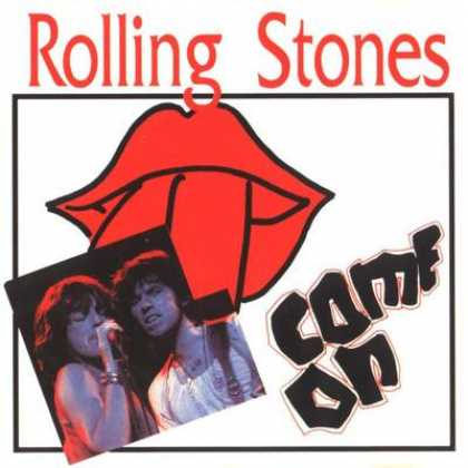 Rolling Stones - The Rolling Stones - Come On