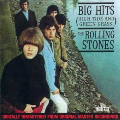Rolling Stones - The Rolling Stones - Big Hits High Tide And Gr...