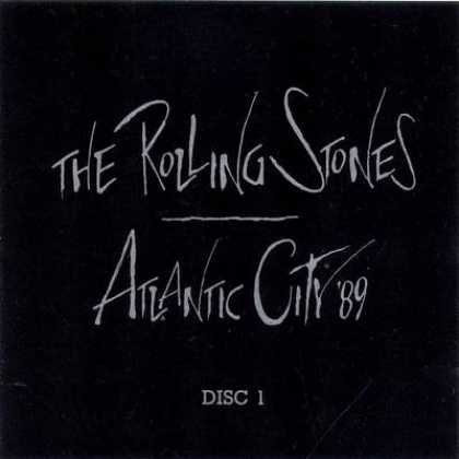 Rolling Stones - The Rolling Stones - Atlantic City 89 Disc 1