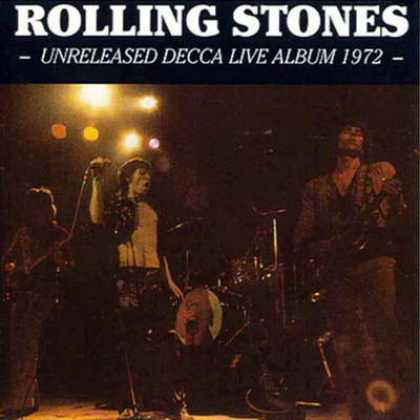 Rolling Stones - The Rolling Stones Decca Unreleased Live Album...