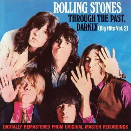 Rolling Stones - The Rolling Stones Through Past Darkly Big Hit...