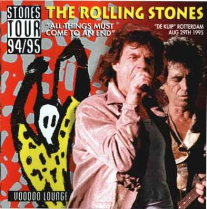 Rolling Stones - Rolling Stones  All Things Must Come To An End