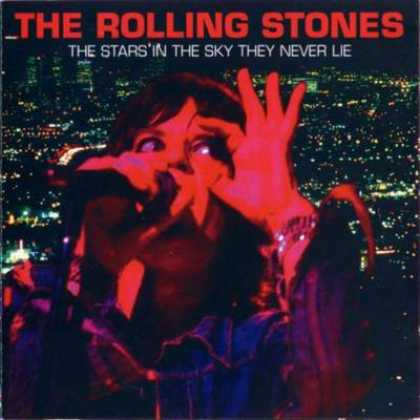 Rolling Stones - Rolling Stones The Stars In The Sky They Neve...