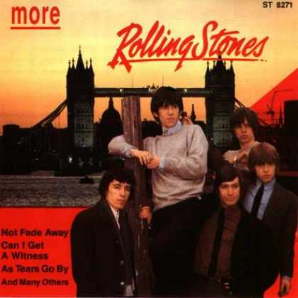Rolling Stones - Rolling Stones More