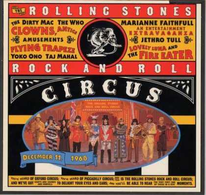Rolling Stones - The Rolling Stones - Rock And Roll Circus