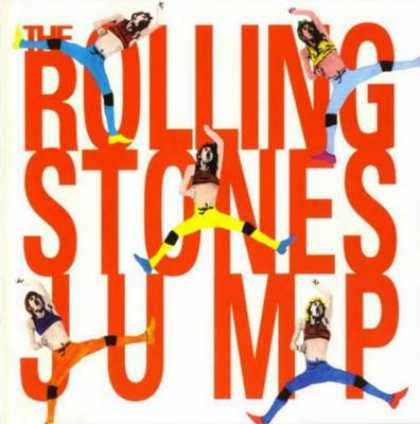 Rolling Stones - The Rolling Stones - Jump