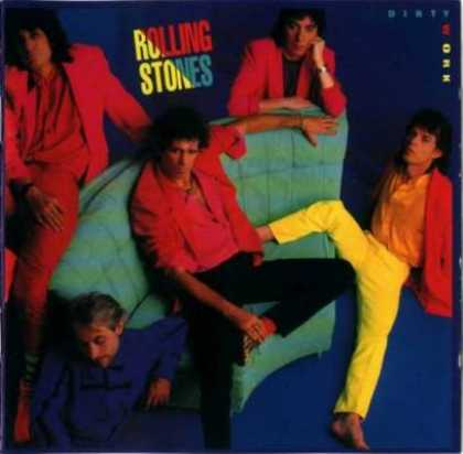 Rolling Stones - Rolling Stones Dirty Work