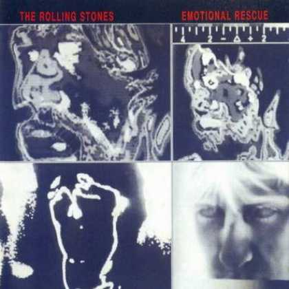 Rolling Stones - The Rolling Stones Emotional Rescue