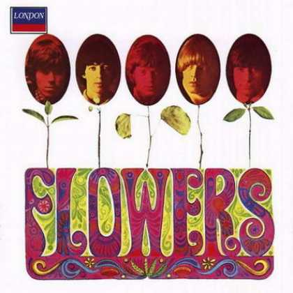 Rolling Stones - The Rolling Stones Flowers