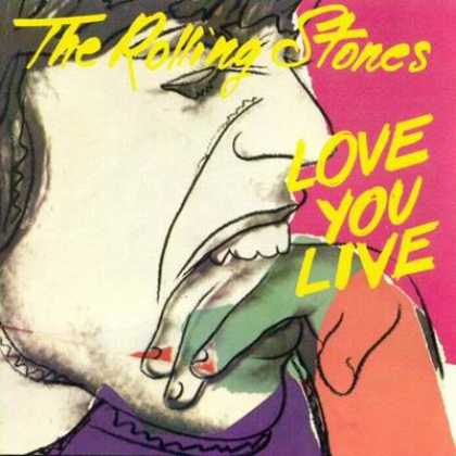 Rolling Stones - Rolling Stones Love You Live