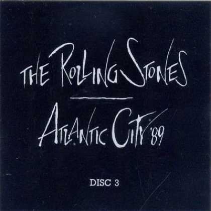 Rolling Stones - The Rolling Stones - Atlantic City 89 Disc 3