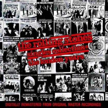 Rolling Stones - Rolling Stones The London Years