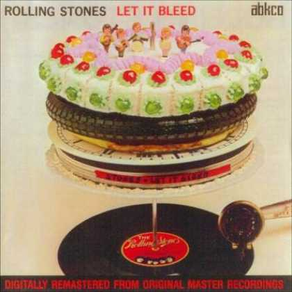 Rolling Stones - The Rolling Stones - Let It Bleed