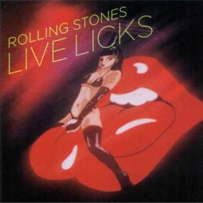 Rolling Stones - Rolling Stones - Live Licks