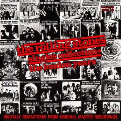Rolling Stones - The Rolling Stones - Singles Collection: The L...