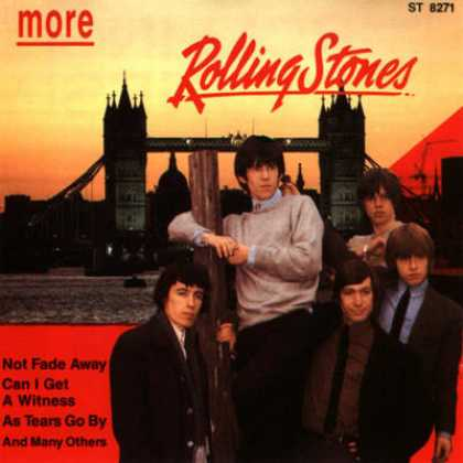 Rolling Stones - The Rolling Stones - More