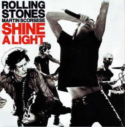 Rolling Stones - The Rolling Stones - Shine A Light 2008