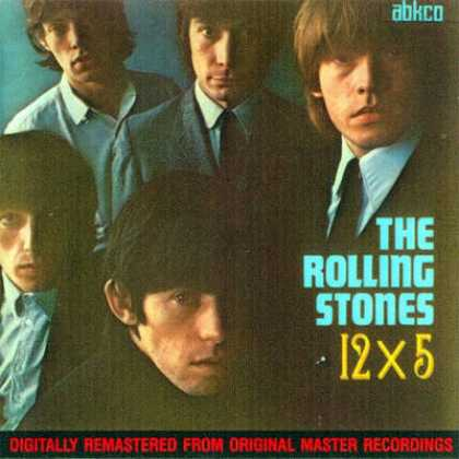 Rolling Stones - The Rolling Stones - 12 X 5
