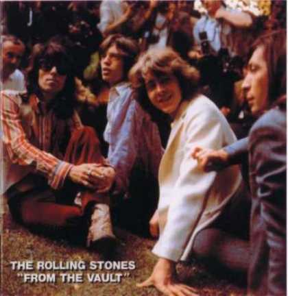 Rolling Stones - Rolling Stones  From The Vault